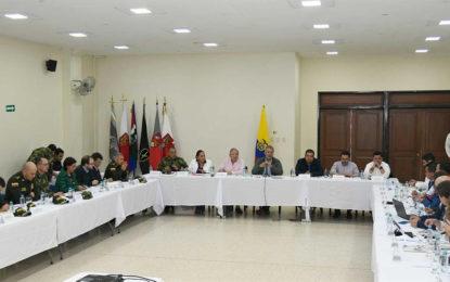 El Gobierno Nacional reitera compromiso de proteger las comunidades indígenas del Cauca, y expresa su solidaridad con víctimas de la violencia