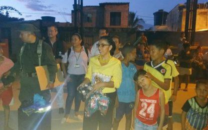 Estrategia interinstitucional de prevención del consumo de drogas llega a barrios vulnerables de Yopal