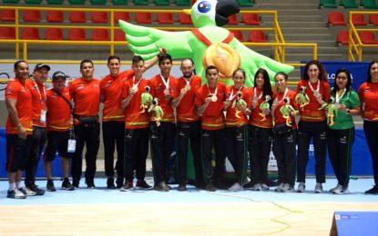 Casanare brilló con 12 medallas en los Juegos Nacionales 2019