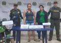 Dos mujeres capturadas por distribuir alucinógenos, en Vichada