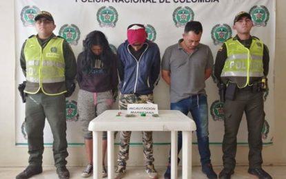 En Boyacá, aguazuleño capturado por tráfico de estupefacientes