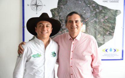 Braulio Castelblanco es el nuevo gerente de la EAAAY