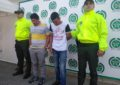 Dos actores recurrentes fueron capturados por el delito de hurto calificado y agravado