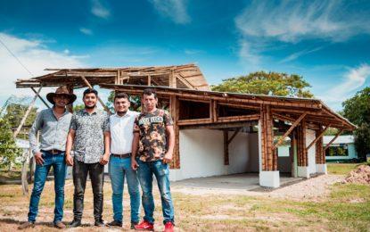 Punto Nuevo, Yopal se beneficia con proyecto de grado realizado por estudiantes de Unitrópico