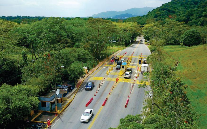 Photo of Habilitado pago electrónico  en todas las casetas del Peaje Puente Amarillo
