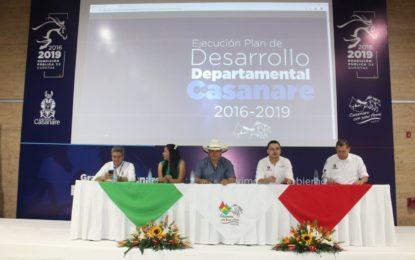Josué Alirio Barrera efectuó Rendición de Cuentas vigencia 2016-2019