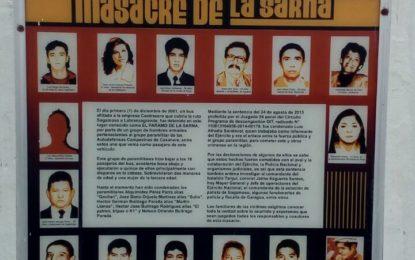 18 años de la masacre del páramo de La Sarna en Boyacá