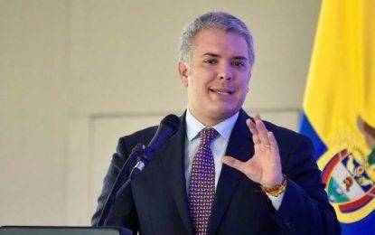 Villavicencio, epicentro de un nuevo escenario de Conversación Regional que liderará el Presidente Duque