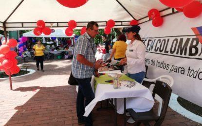 Con ferias de emprendimiento, Fe en Colombia apoya microempresarios en Casanare