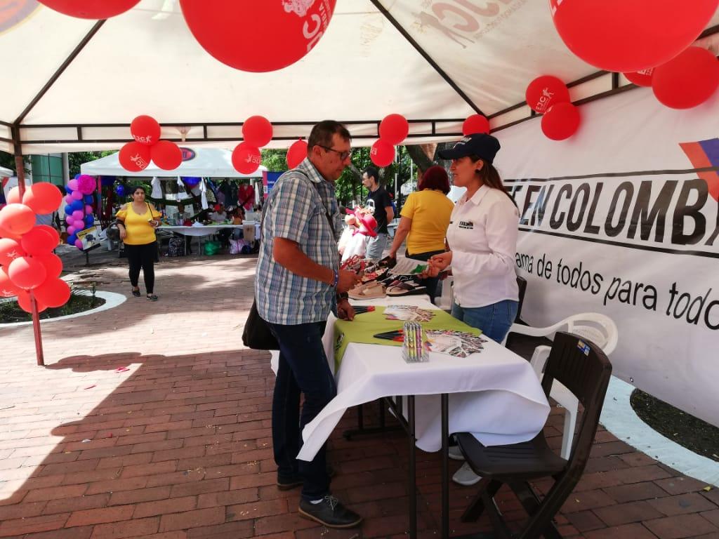 Photo of Con ferias de emprendimiento, Fe en Colombia apoya microempresarios en Casanare