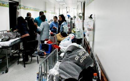 Bogotá recibiría $76 mil millones menos para la salud