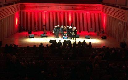 El joropo de Cimarrón llega a la Filarmónica Real de Liverpool