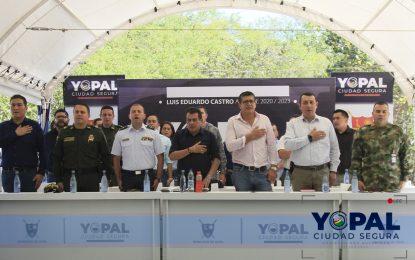 Conclusiones del primer Consejo de Seguridad del 2020 en Yopal