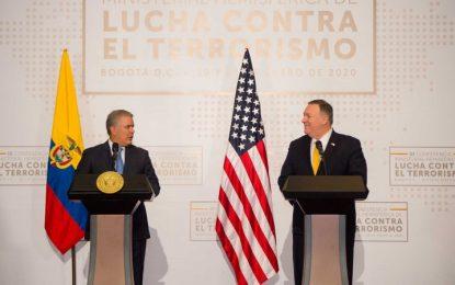 EU y Colombia fortalecen relación bilateral