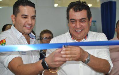 En el Hospital Local de Yopal, se inauguró pabellón Manare