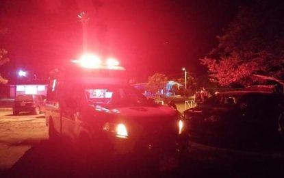 En Tauramena, hombre cayó a un abismo de aproximadamente 13 metros