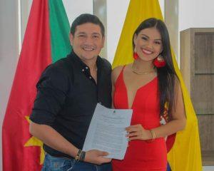 Casanare ya tiene representante en el XXXll Festival y Reinado Nacional del Arroz