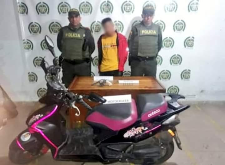 Photo of Capturado sujeto señalado de homicidio y gran prontuario delictivo