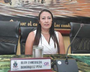 Presidenta de la asamblea renunció a su cargo