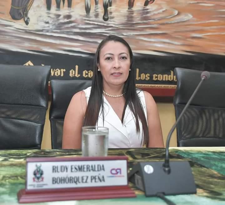 Photo of Presidenta de la asamblea renunció a su cargo