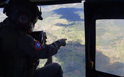 Despliegue de aeronaves garantizó un plan retorno seguro en Arauca y Casanare