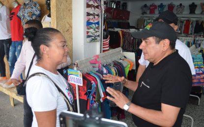 Alcalde de Yopal socializó estrategia para la recuperación del espacio público