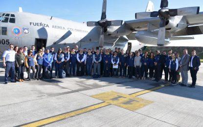 Balance del 2019 el Grupo Aéreo del Casanare