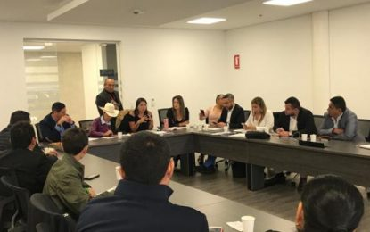 Gobernación y alcaldías de Casanare se comprometen con las víctimas del departamento