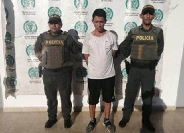 Photo of Fue enviado a la cárcel después de haber hurtado un establecimiento de comercio en Villanueva
