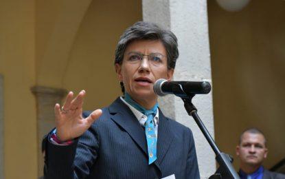 Esmad no custodiará orden público durante protestas en Bogotá