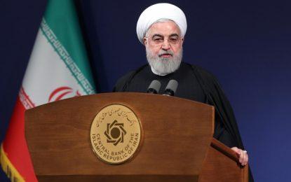 Irán enriquece más uranio que antes: Rohani