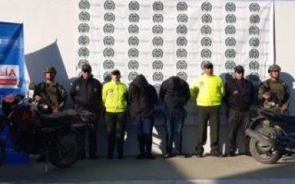 Tres miembros claves del Frente Adonay Ardila Pinilla del Eln fueron capturados en Boyacá