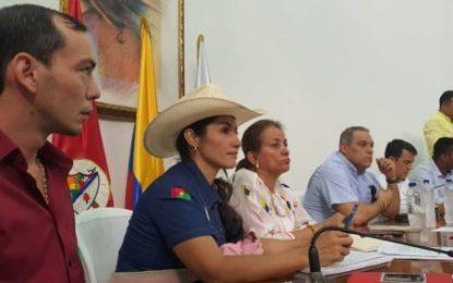 Senadora Amanda Rocío González solicitó más apoyo del ICA a ganaderos de Arauca