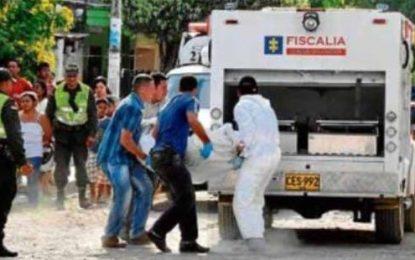 Asesinada una persona en el Barrio La Esmeralda de Yopal