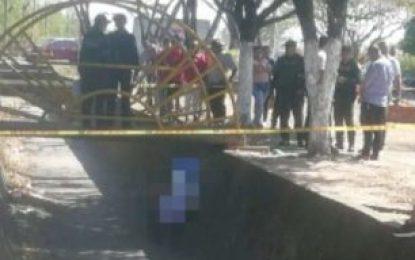 Adulto mayor se suicidó en puente peatonal de Caño Seco en Yopal