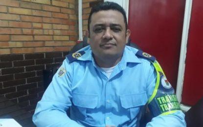 Agente de Tránsito en Yopal fue víctima de un atentado al parecer por denunciar proceso de chatarrización