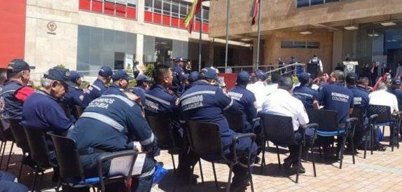 Photo of Fondo Nacional de Bomberos asignó 1.380 millones para Casanare