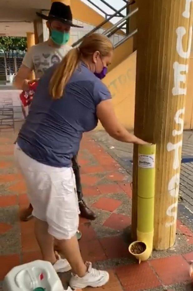 Photo of Inaudito, comederos de perros en condición de calle fueron hurtados en Yopal
