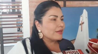 """Photo of """"Nuestra meta tener un Palacio municipal bajo criterio colonial en celebración al Bicentenario"""": Cristina Guarnizo Alcaldesa de Pore"""