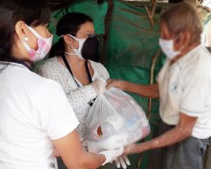 Alcaldía de Yopal sostiene que sí ha hecho entrega de ayudas a familias vulnerables del municipio