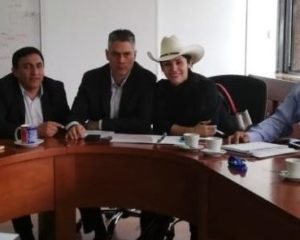 Senadora Amanda González anuncia mejoramiento de red terciaria de Aguazul gracias a la alianza Ecopetrol – Min Transporte e Invías