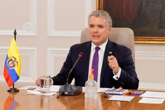 Photo of Presidente Iván Duque prorroga Aislamiento Preventivo Obligatorio hasta el próximo 27 de abril