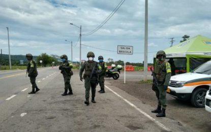 Cero fallecidos en las vías de Casanare desde que inició el aislamiento preventivo obligatorio