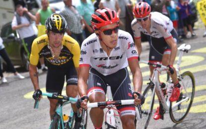 La UCI impone cuatro años de sanción a Jarlinson Pantano