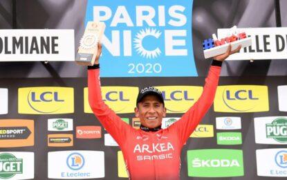 ¡Atención! Nairo definió viaje a Europa y las carreras antes del Tour