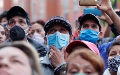 Alerta en Cundinamarca por aumento de contagios de covid-19