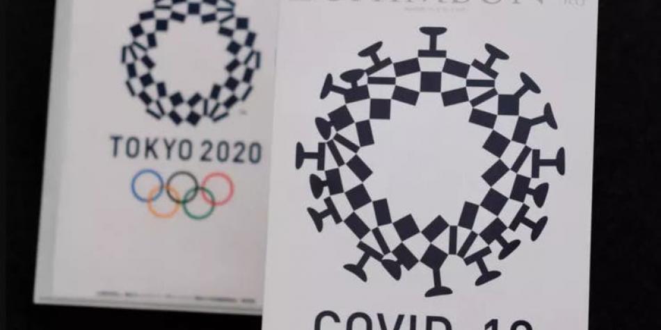 Photo of ¡Polémica! El logo de Tokio 2020 es similar a la imagen de covid-19