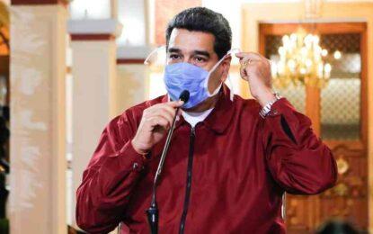 """""""Duque ordenó contaminar de coronavirus a Venezuela"""": nueva perla de Maduro"""