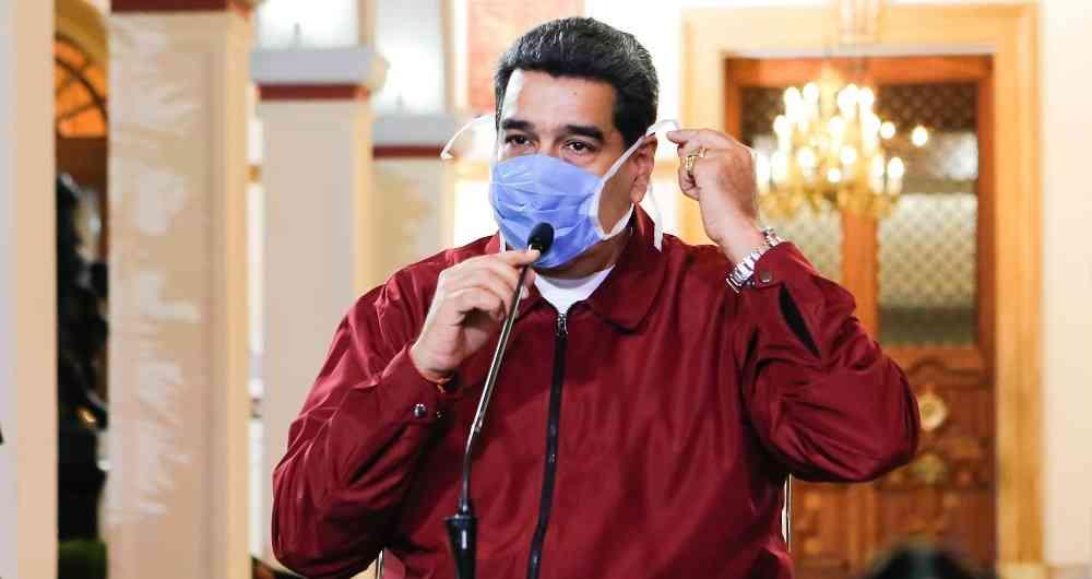 """Photo of """"Duque ordenó contaminar de coronavirus a Venezuela"""": nueva perla de Maduro"""