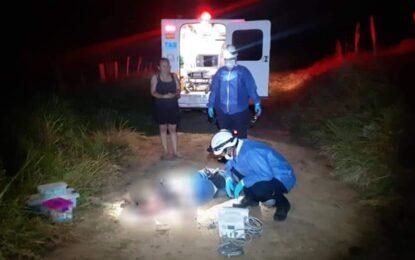 Asesinado hombre con arma blanca en medio de una riña en el municipio de Támara